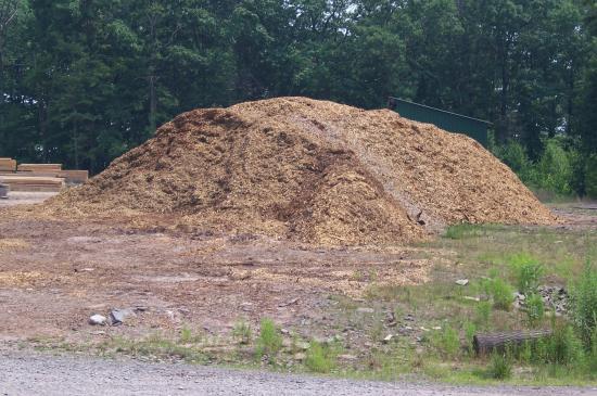 Saw Dust Shavings Bark Mulch Mooretown Sawmill